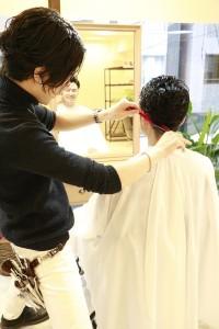 男性も大歓迎です!!|豊島区大塚駅にある美容室 Repro (リプロ) くせ毛お悩み解決サロン