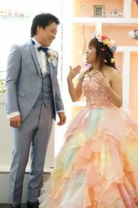 結婚式に参列してきました♪|豊島区大塚駅にある美容室 Repro (リプロ) くせ毛お悩み解決サロン