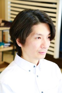 メンズのパーマスタイル|豊島区大塚駅にある美容室 Repro (リプロ) くせ毛お悩み解決サロン
